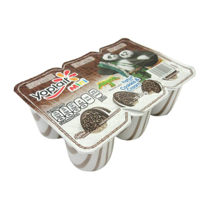 yoghurt yoplait mini sabor cookies and cream 270 g