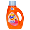 detergente líquido tide para ropa downy april fresh 136 l