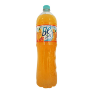 agua sabor be light naranja 15 lt bot