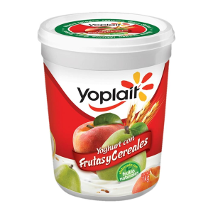 yoplait yogurt batido cereales frutas 1 kg bot frutas