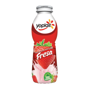 Yoghurt bebible Yoplait con fresa 242 g