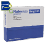 Nubrenza 8mg / 24 h Caja con 14 Parches