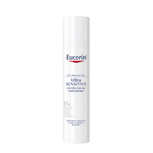 Eucerin Ultrasensitive Loción Limpiadora 100ml C/6