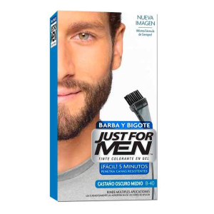 just for men barba&bigote cast osc med
