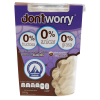 Merengues Don´t Worry sabor capuchino con chocolate 45 g