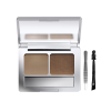 Kit de sombras para ojos L'Oréal Paris brown artist medium to dark 4 pzas