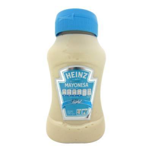 Mayonesa Heinz light Squeeze 390 gr