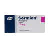 Sermion tabletas 20 pzas de 10 mg c/u