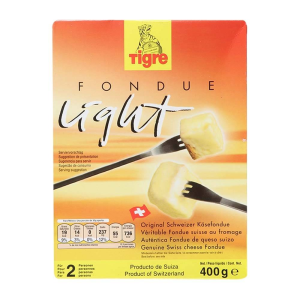 fondue light 400 gr